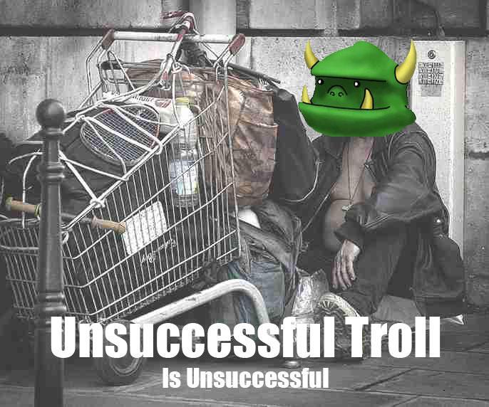 You're...... Troll_10