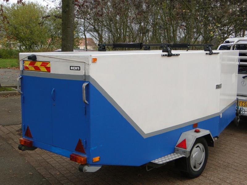 Vends REMORQUE Fourgon , 500kg, L:4,50m / pour Windsurf-surf-kite-VTT- matos de camping Dsc04318