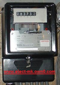 A device to measure electrical power meter   Power Meter 3phase10