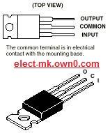 Simple power supply 5 volt 781210