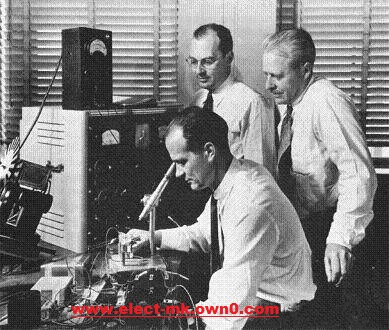 Transistor's History Shockl11