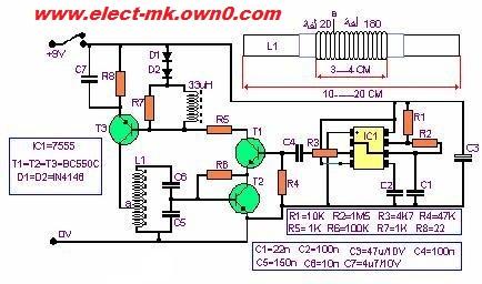 wireless control circuit   Trans_10