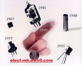 Transistor's History Tube-t11