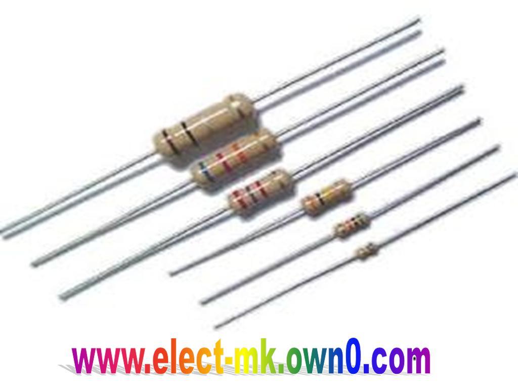 Resistor Types Untitl33
