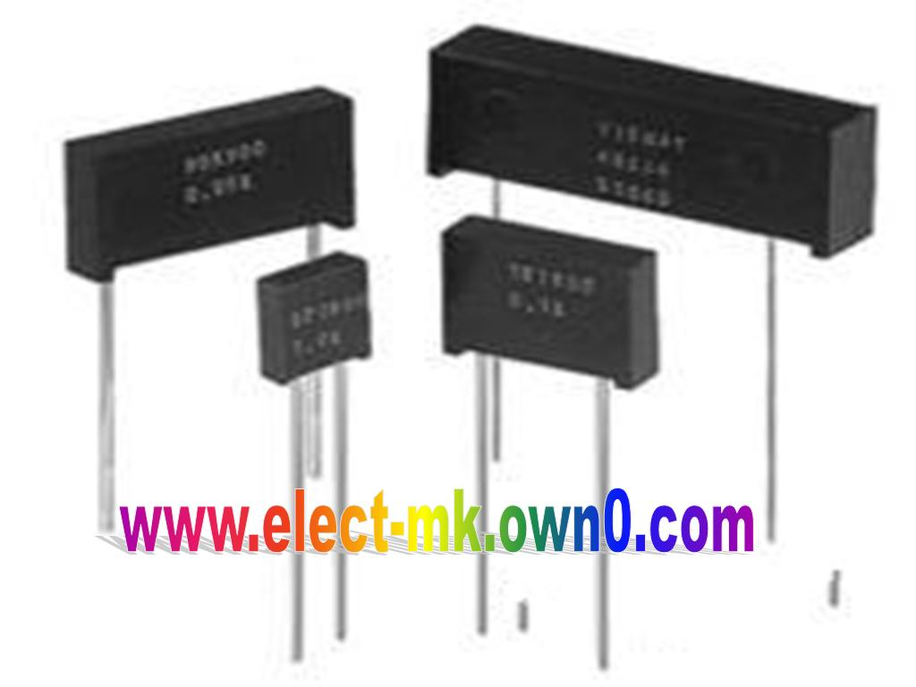 Resistor Types Untitl35