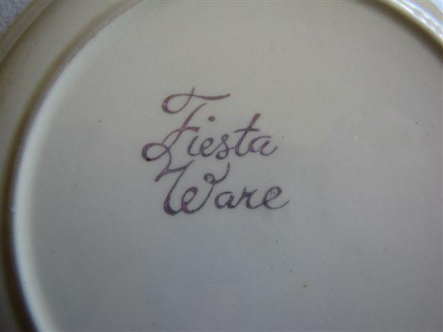 CL fiesta ware Crownl15