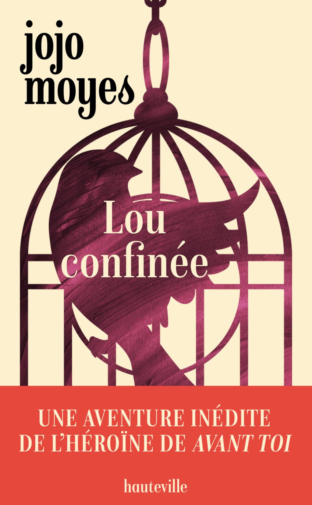 [Moyes, Jojo] Lou confinée Lou-in10