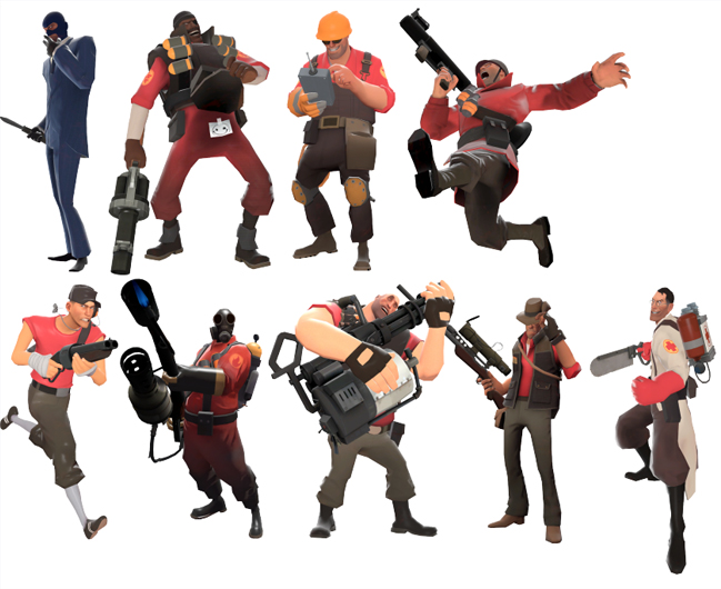 Team Fortress 2 Group? Comp10