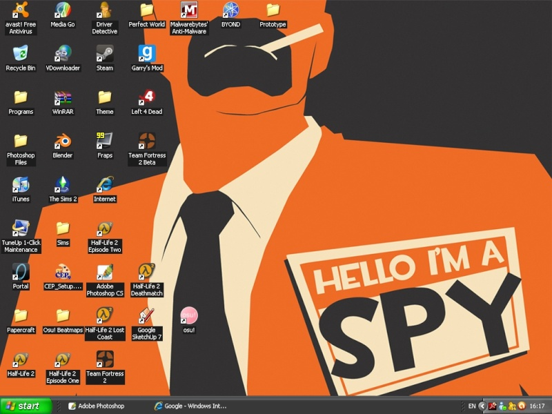 Desktop backgrounds ! Spyd_b10