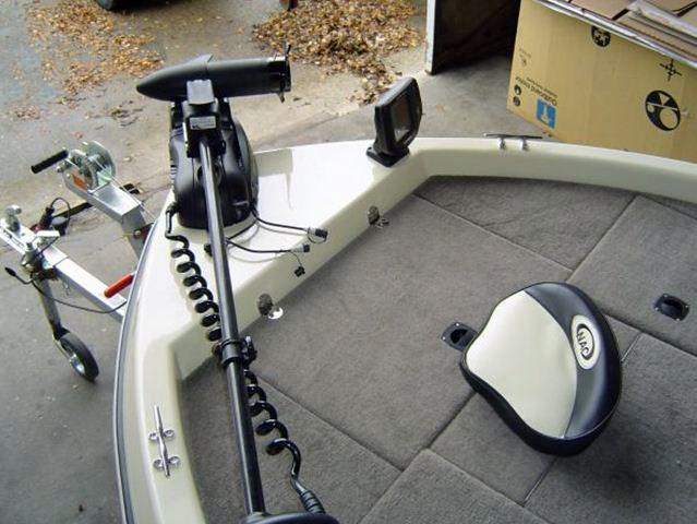 Souchon = mon nouveau bassboat 110