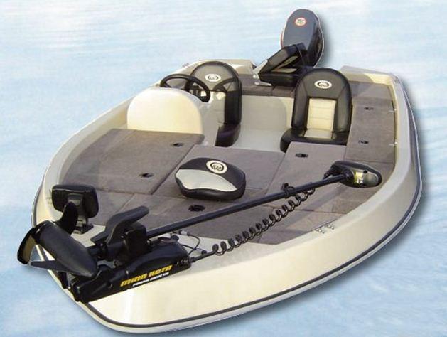 Souchon = mon nouveau bassboat 312