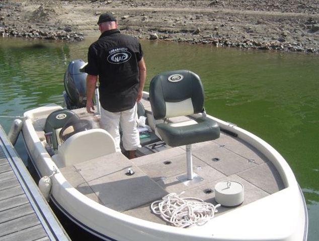 Souchon = mon nouveau bassboat 410