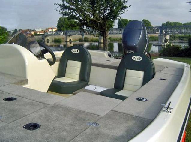 Souchon = mon nouveau bassboat 510