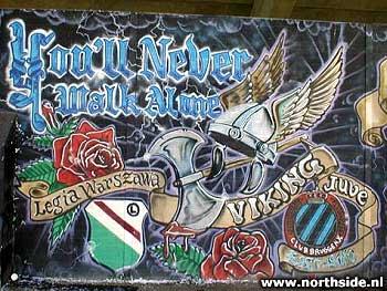 Ultras Grafitti Overig10