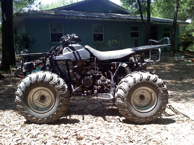 What kind of ATV do you have? 04231010