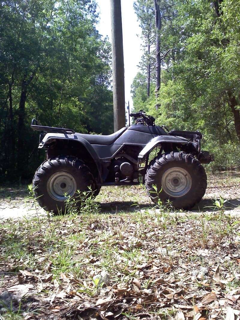 What kind of ATV do you have? 05071010