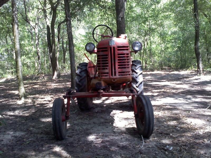 Not a diesel, but still cool 1955 Farmall Cub 07230910