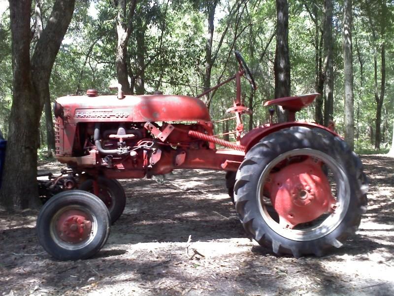 Not a diesel, but still cool 1955 Farmall Cub 07230911