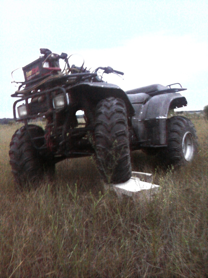 What kind of ATV do you have? 09261010