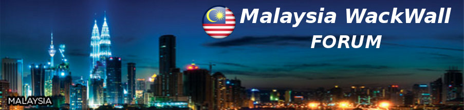 Malaysian WackWall Forum