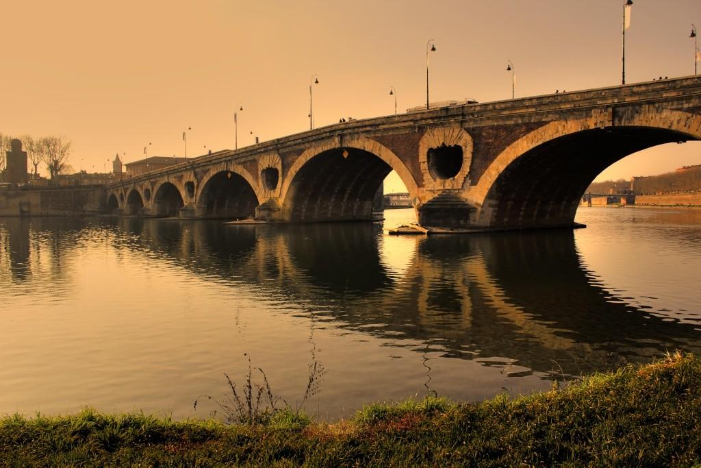 La Garonne, Moisson, Toits, Reflets, le vieux Pont Neuf / 5 photos - Page 2 Img_2910