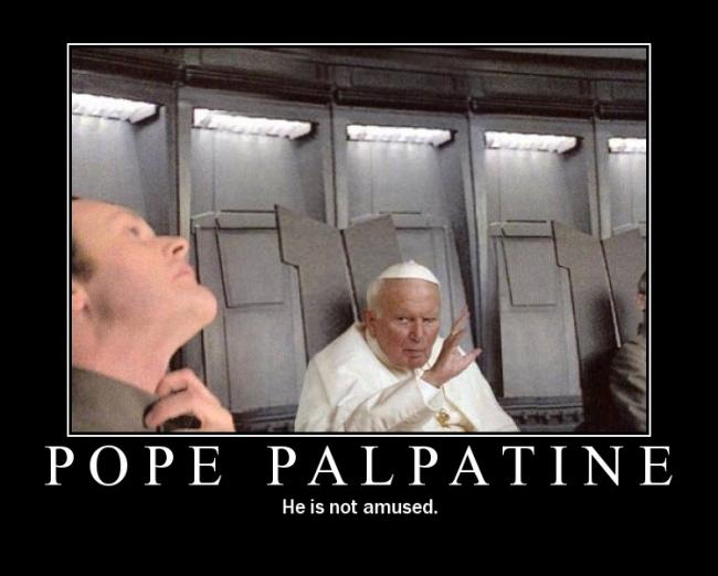 post some funny star wars pics!! Pope-p10
