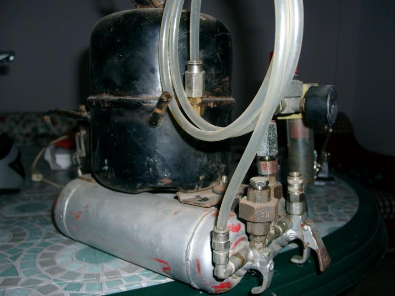 """Compressore """"fatto in casa"""" 12100010"""