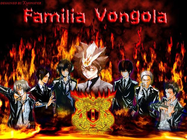 La Familia Vongola