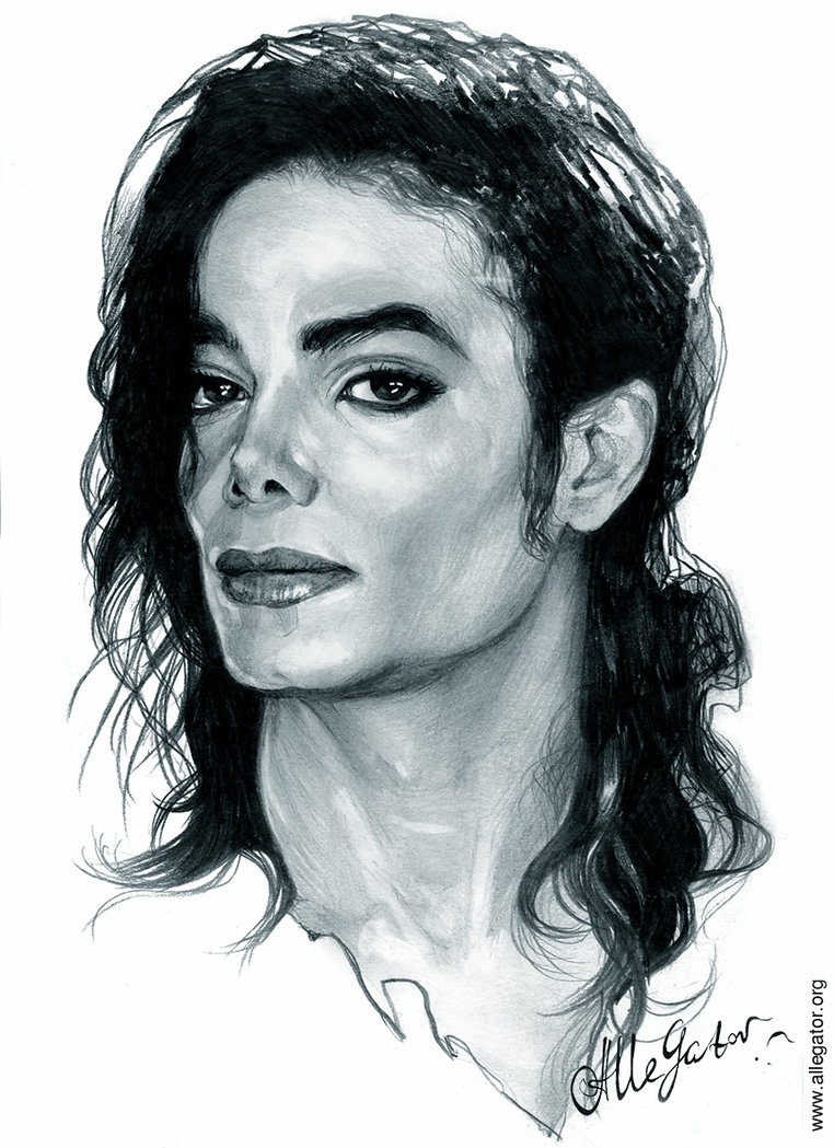 MJ drawings Michae12