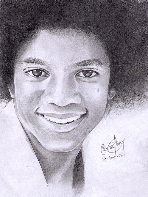 MJ drawings Michae13