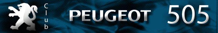 Club Peugeot 505