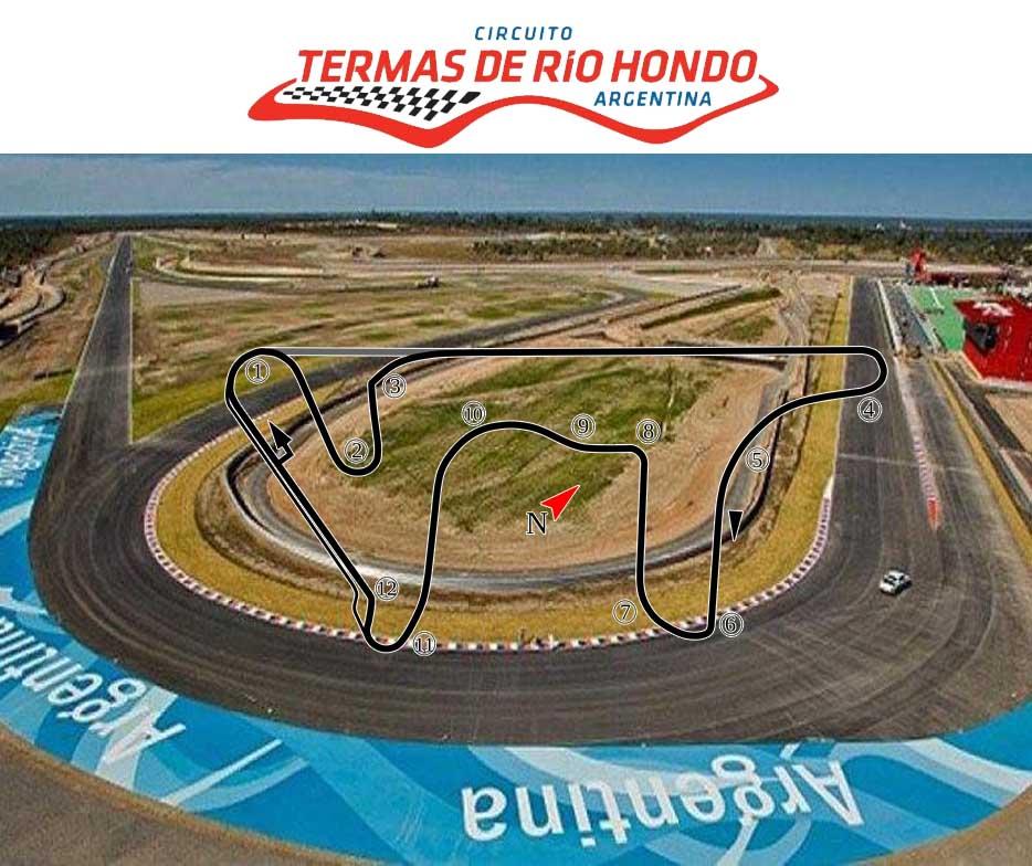 2ª Etapa - Termas de Rio Hondo Argent10