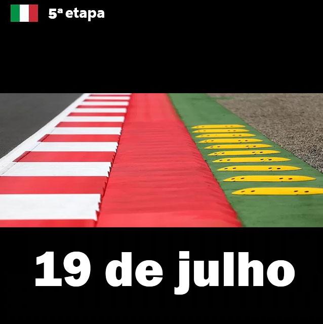 5ª Etapa Imola Mapa_e12