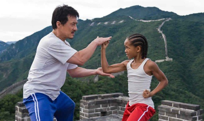 Imagenes de The Karate Kid Jackie12