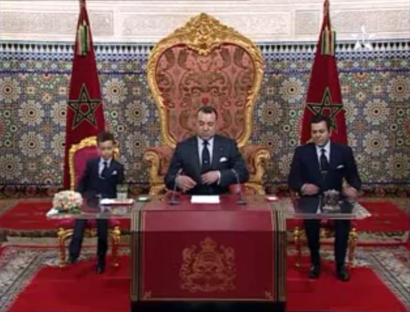Discours de sa majesté le roi Mohamed VI: 9 mars 2011* خطاب جلالة الملك محمد السادس  New_pi10