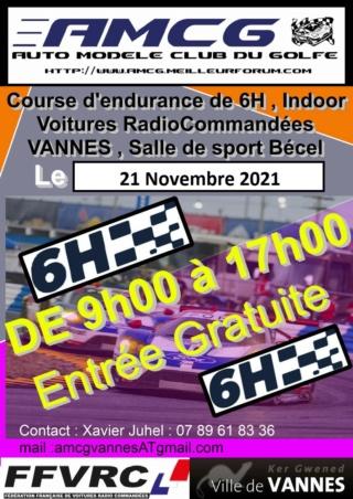 6h d'endurances de Vannes , le 21 Novembre 2021 Endura16