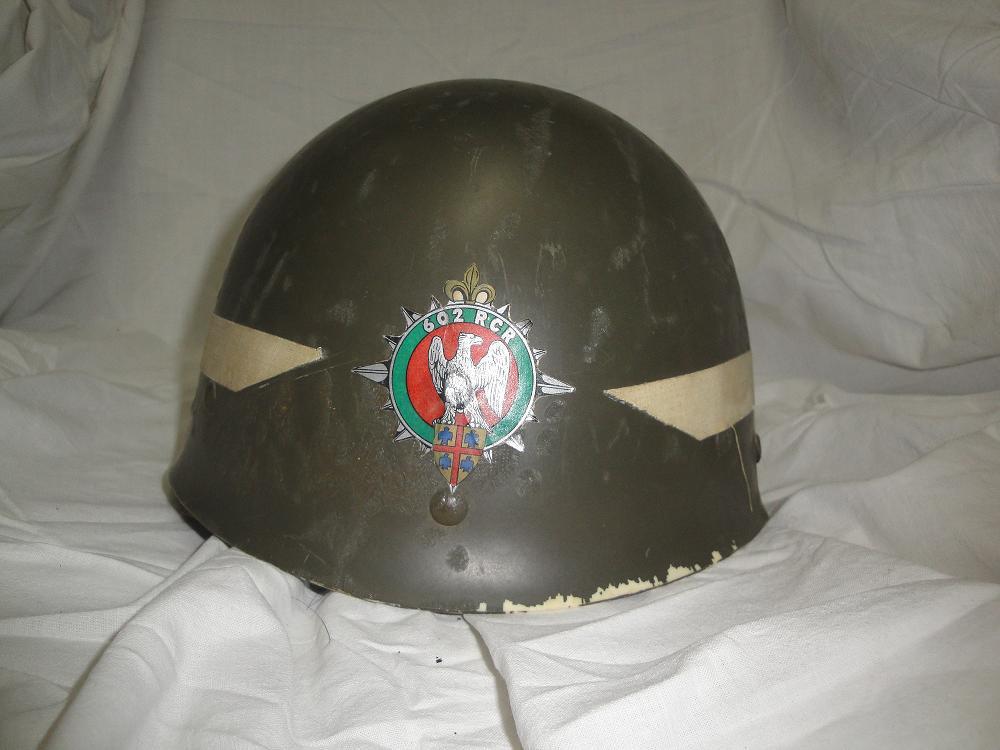 Sous casque mdl 51 602ème RCR - PE - JUIL2  VENDU Dsc01710