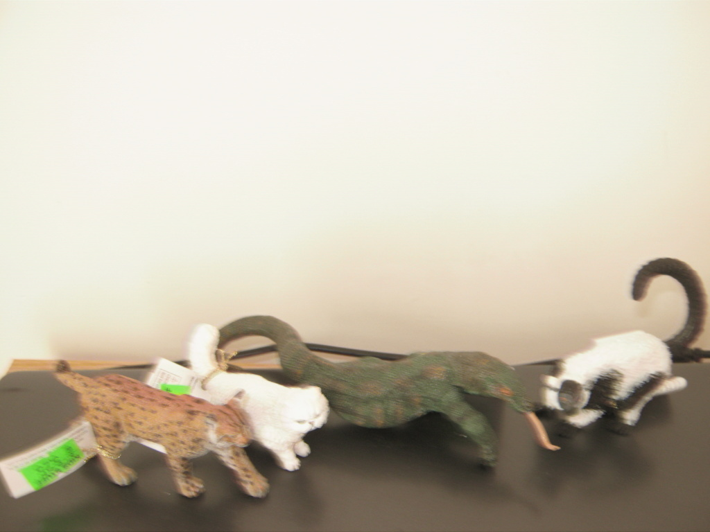 Five fantastic, fuzzy farm figures from Papo !!! :-D 00710
