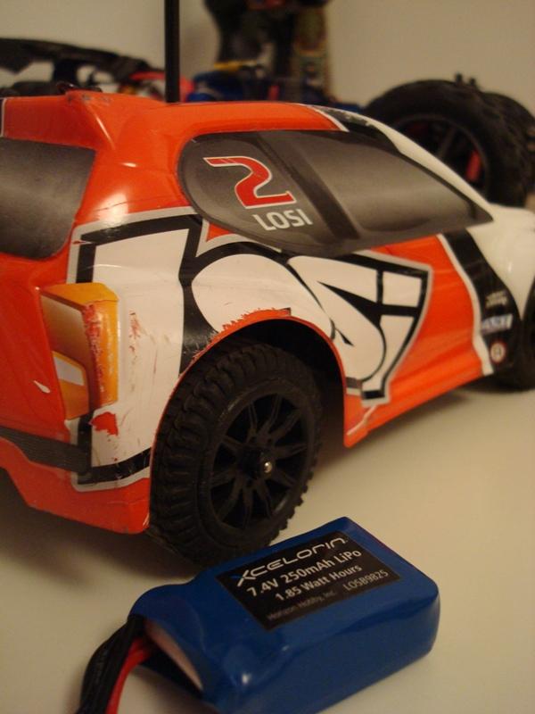 Losi Micro Rally 1/24 Dsc02912