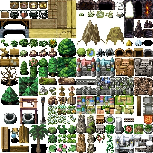RPG Dreams unique tile style - Page 2 Thesou10
