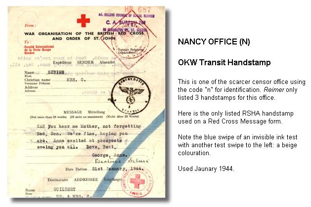 Commision allemande de censure de Nancy Commis13