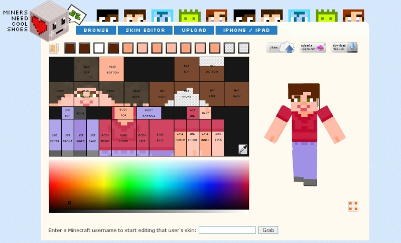 Minecraft (This game is beta but so addictive!) Niki11