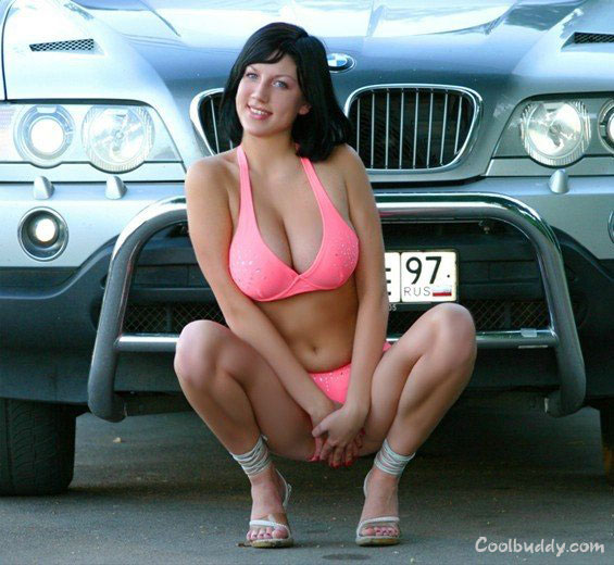 pin up et belle fille page 2 - Page 36 Bmw_gi10