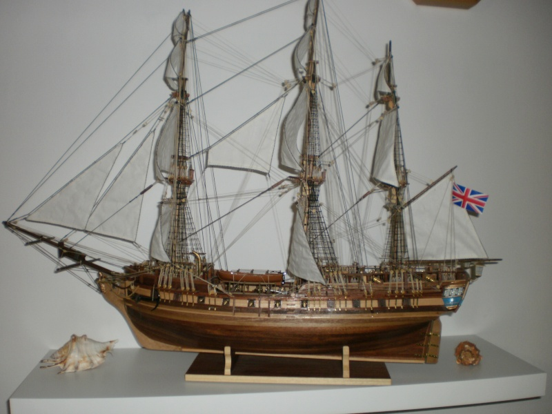 HMS Pandora 1779 (Constructo 1/85°) de Pinuche P3050115