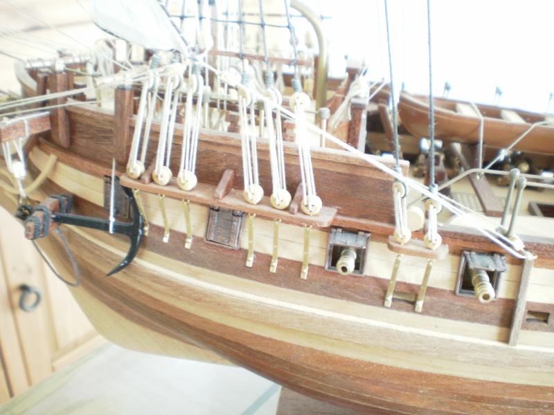 HMS Pandora 1779 (Constructo 1/85°) de Pinuche P3080111