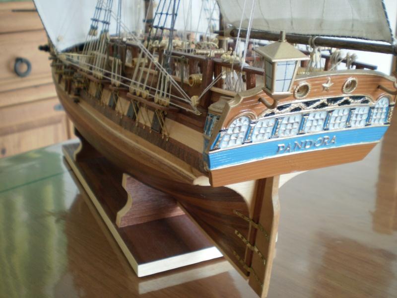 HMS Pandora 1779 (Constructo 1/85°) de Pinuche P3080114