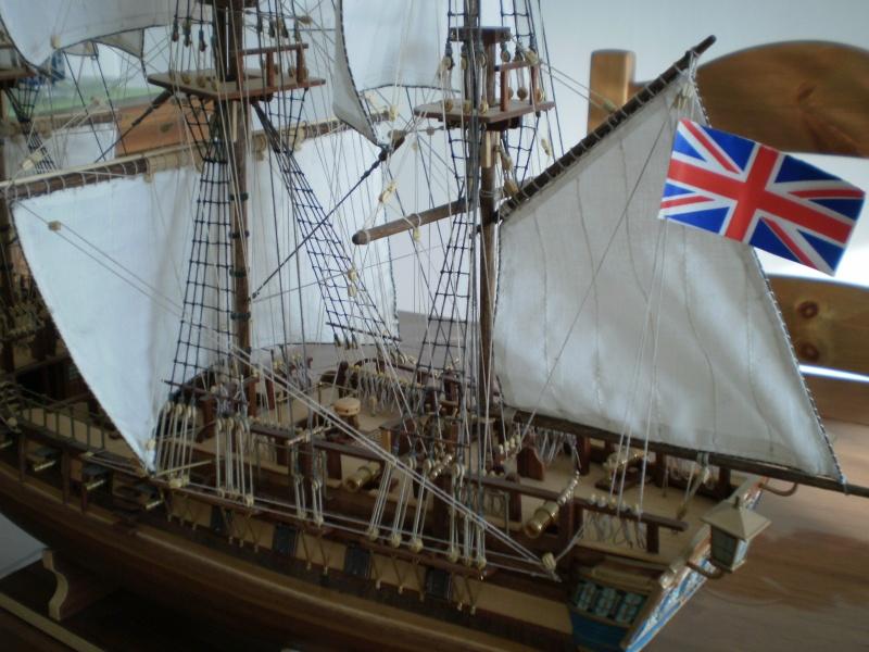 HMS Pandora 1779 (Constructo 1/85°) de Pinuche P3080115