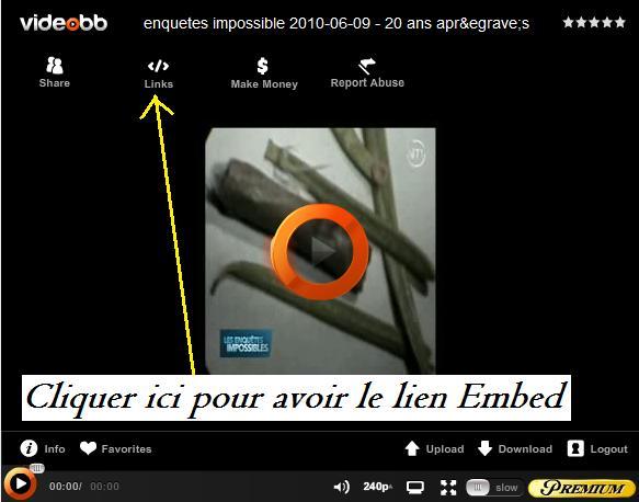 TUTO POUR INSERER LES VIDEOS Bb110