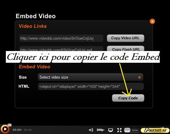 TUTO POUR INSERER LES VIDEOS Bb410