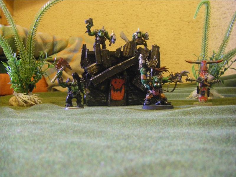 Mon petit clan ( enfin ce qui est peint) Imgp5913